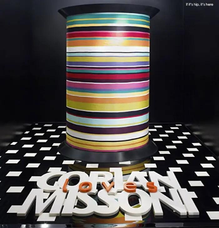 corian loves missoni