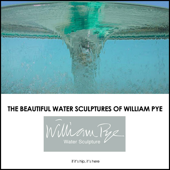 william pye water sculptures