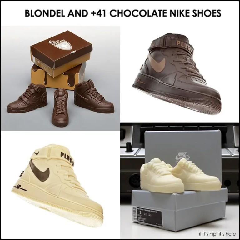 Blondel Chocolates and +41