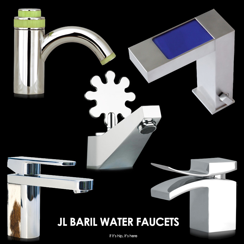 Jl Baril Water Faucets at if it's hip, it's here