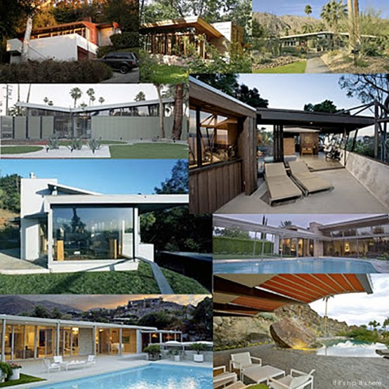 mid-century masterpieces for rent