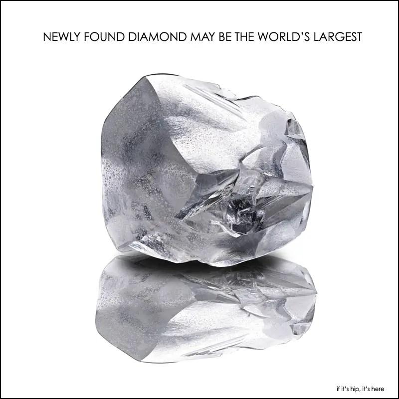 largest uncut diamond