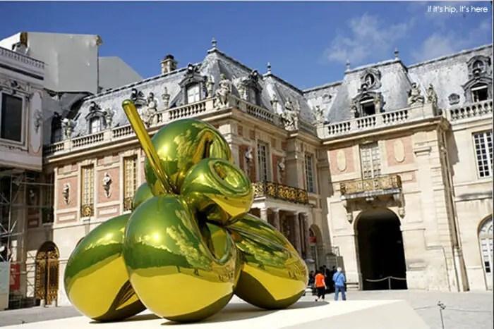 koons exhibit palace of versailles