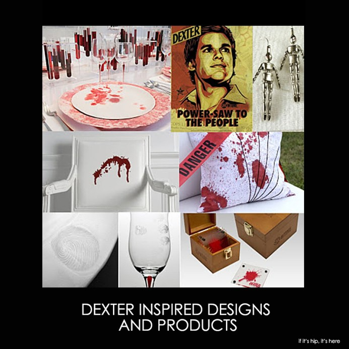 dexter inspired design and products