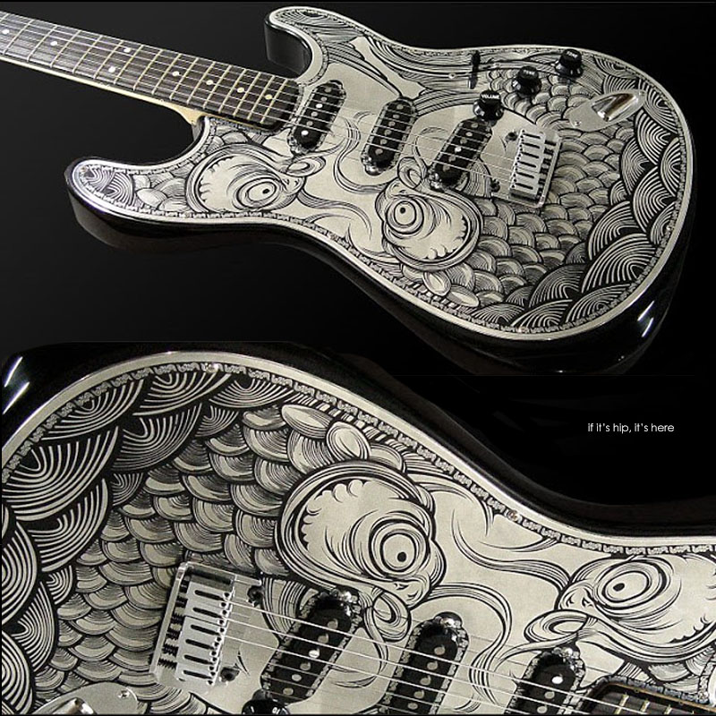 Moollon Guitars hero IIHIH