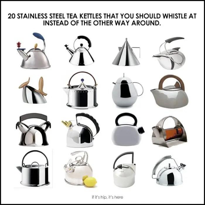 stainless steel tea kettles IIHIH