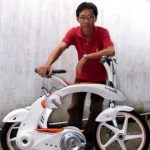 The Capella: Vietnamese Student Designs Electric Folding Bike
