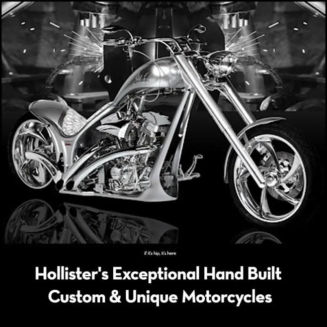 hollisters custom motorcycles