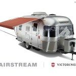 The Victorinox 125th Anniversary Special Edition Airstream Trailer