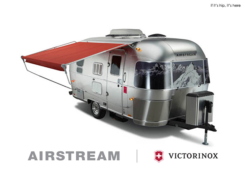 Victorinox 125th Anniversary Special Edition Airstream