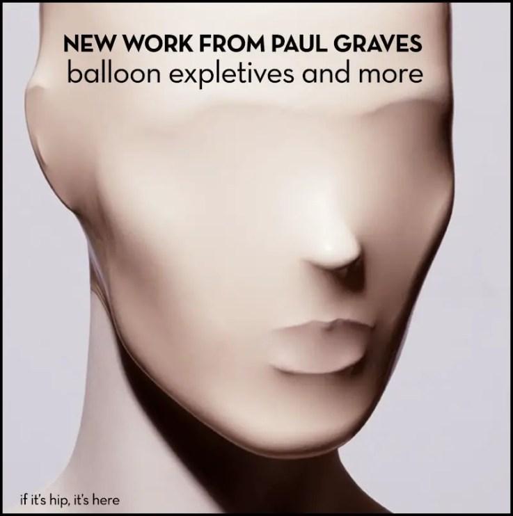 paul graves new work