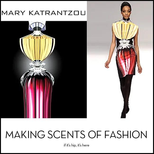 Mary Katrantzou Making Scents of Fashion