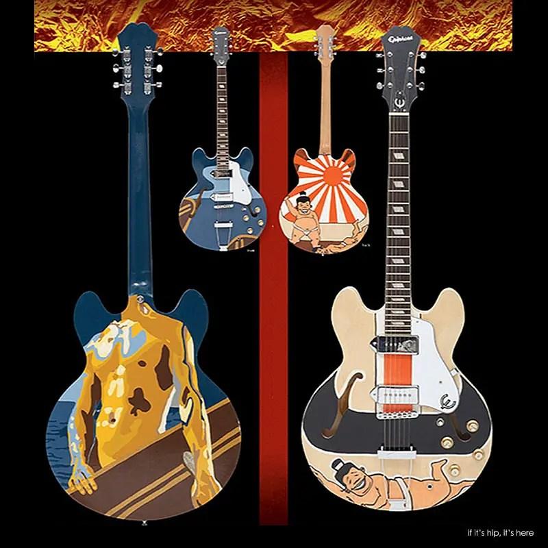 miami guitar town auction hero IIHIH