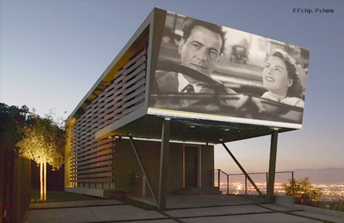 Read more about the article $6 Million Crib With Outdoor Cinema By Hagy Belzberg.