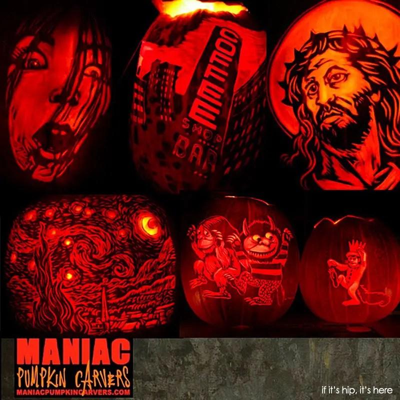 Maniac Pumpkins
