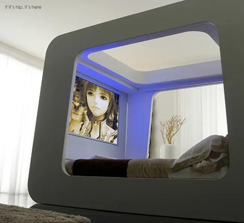 Hi Can multimedia bed iihih