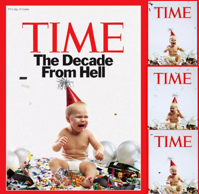 TIME Magazine's First Moving Cover