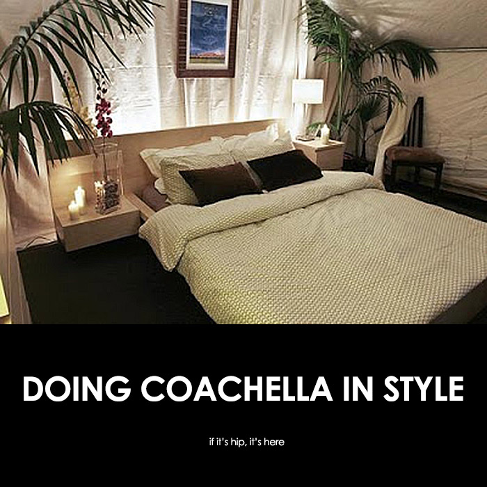 coachella luxury tents