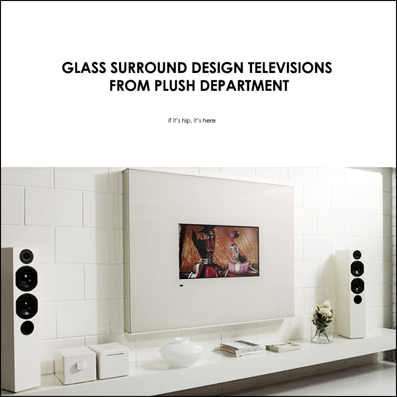Glass Wall Design Televisions