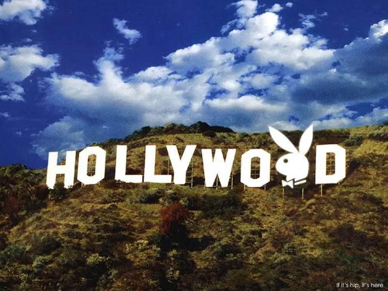 hugh hefner saves Hollywood sign hero ©lauralsweet IIHIH