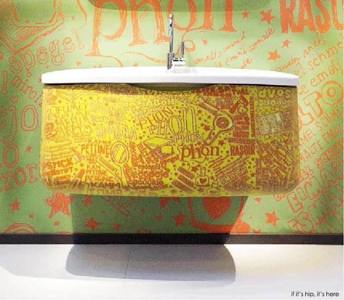 Metamorfosi Sinks & Origami Tubs