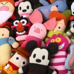 Disney Hips Up Their Plushies & Classic Characters Become Cool.