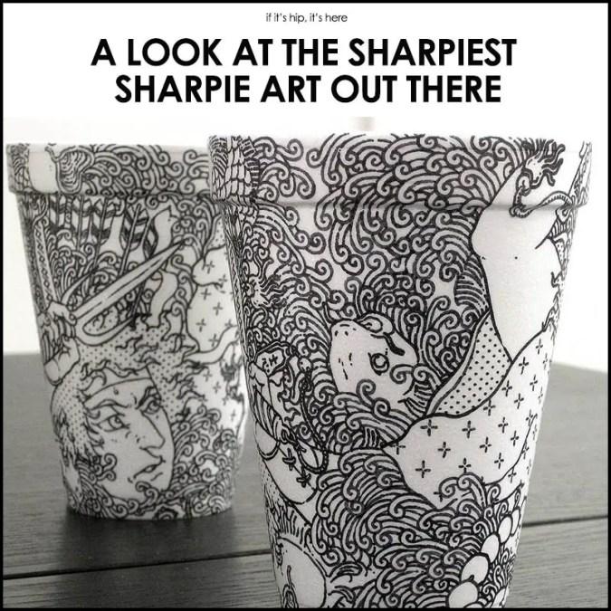 Sharpest Sharpie Art