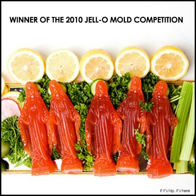 2010 Jell-O Mold Design Competition