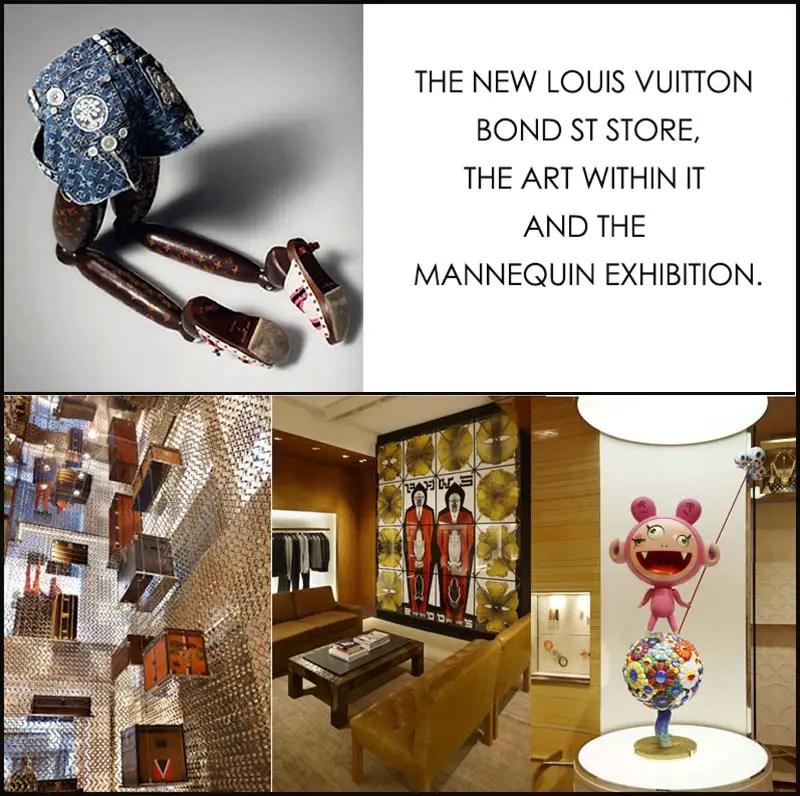 Louis Vuitton Bond St.