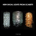 One Fish, Two Fish, Glass Fish, Gold Fish. New Shoal Lights From Scabetti.
