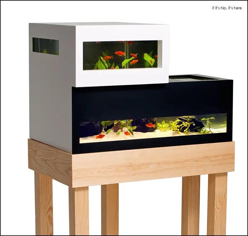 Verbazingwekkend Archiquarium. A Modern Swedish Fish Tank By Karl-Oskar Ankarberg OS-46
