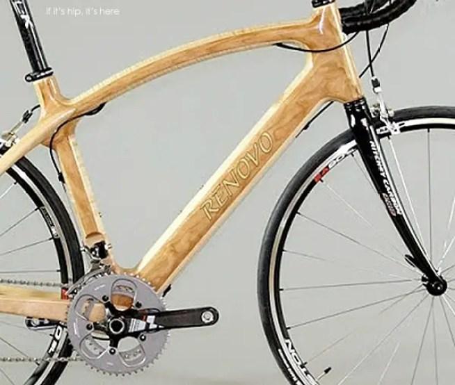 Renovo Bikes R4 frame cu IIHIH