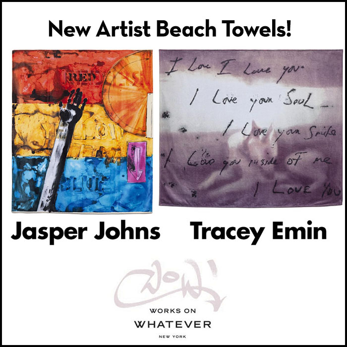 2011 Artist Series Beach Towels