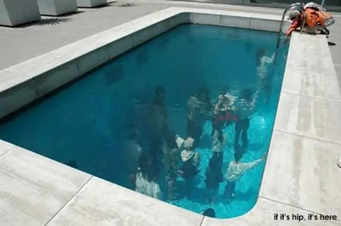 fake pool 11 IIHIH