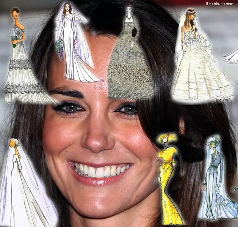 wedding dresses for kate-middleton