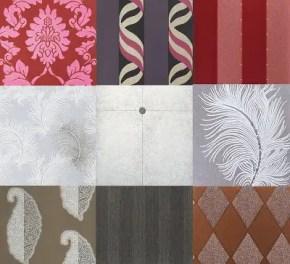Karen Beauchamp's New Wallpaper Collection For Swarovski Elements