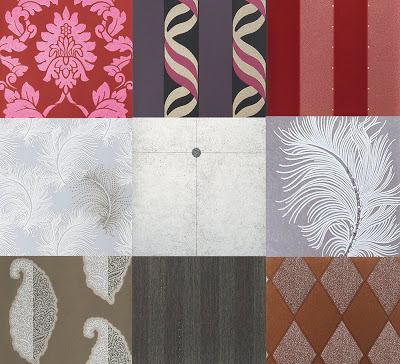 Read more about the article Karen Beauchamp's New Wallpaper Collection For Swarovski Elements