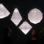 Swarovski Amplify – 6 New Glowing Lanterns By Yves Behar's Fuse Project.