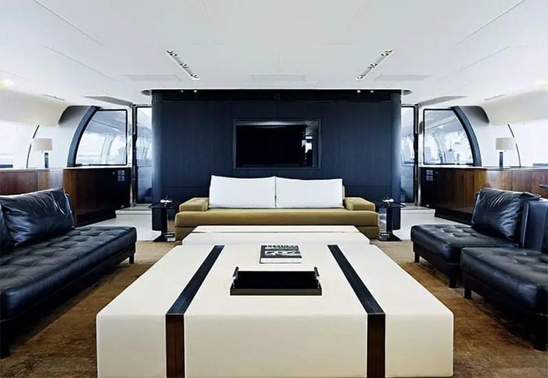 liagre sailing yacht interior