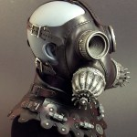Steampunk Gas Masks & Helmets So Exquisite, They'll Leave You Breathless.