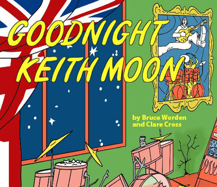 Godnight keith Moon cover