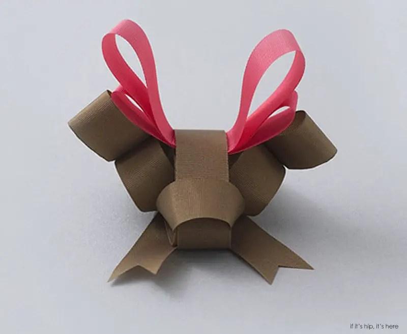 Ribbonesia animal bows