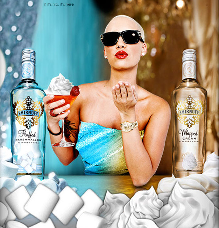 Read more about the article Holiday Spirits – Smirnoff's New Whipped Cream and Marshmallow Flavored Vodkas.