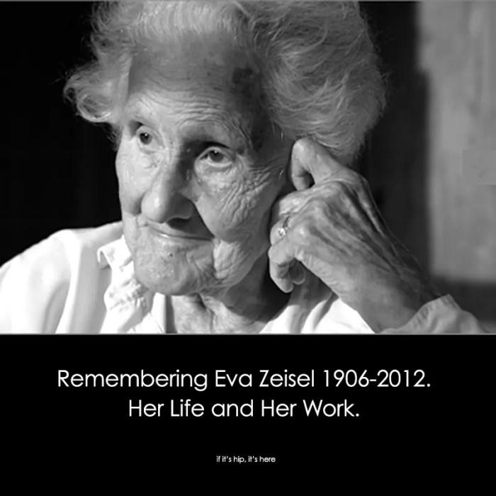 remembering eva zeisel