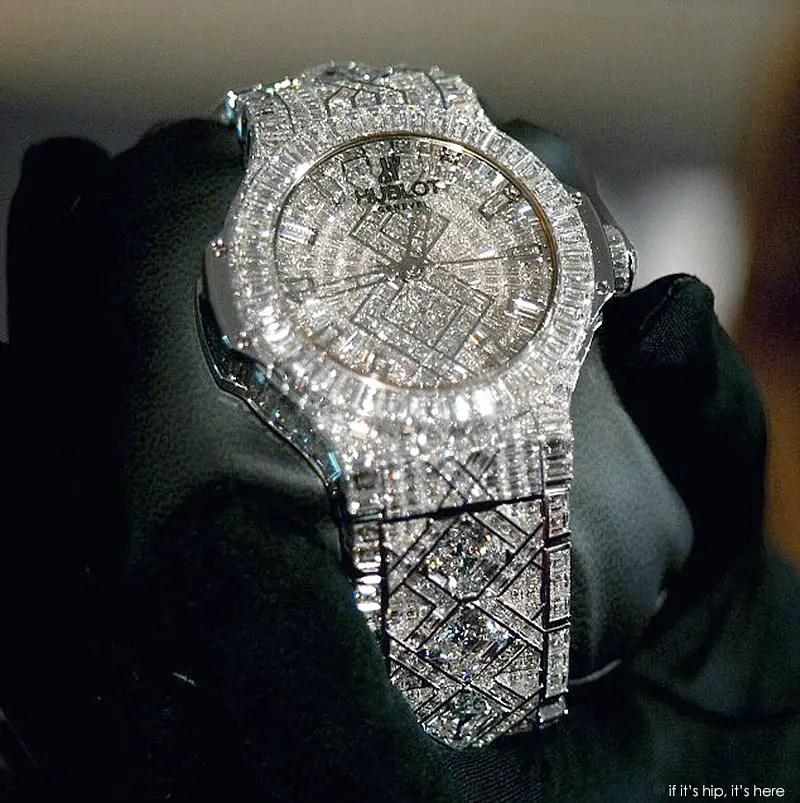 Most Expensive Bracelet: A $5 Million Dollar Watch? Yep. Hublot Unveils The World's
