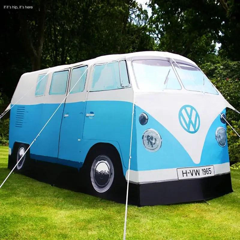 Volkswagen Camper Van Tent