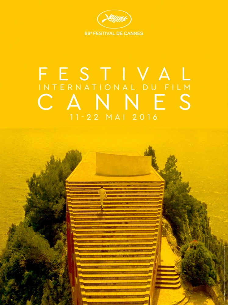 69th Cannes film festival poster