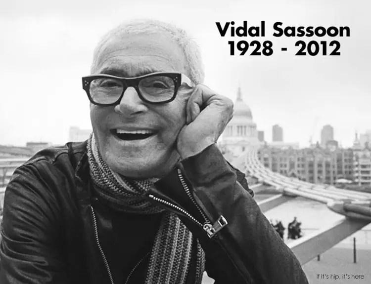 Vidal Sassoon heo IIHIH