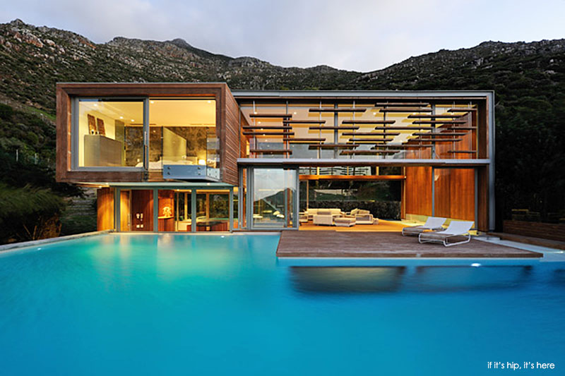 Spa House In Cape Town