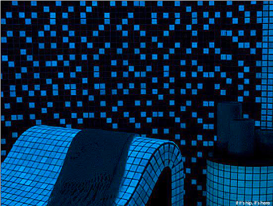 Glow In The Dark Mosaic Tiles For The Home And Pool